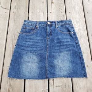 "NWT Joe's jeans ""The Bella Skirt"" in denim"